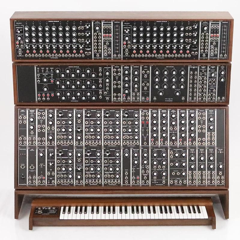 studio 88 modular synthesizer system w reverb. Black Bedroom Furniture Sets. Home Design Ideas