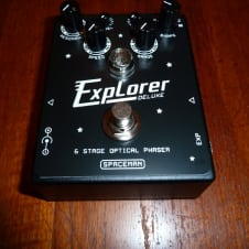 Spaceman Effects Explorer Deluxe Phaser Black Edition
