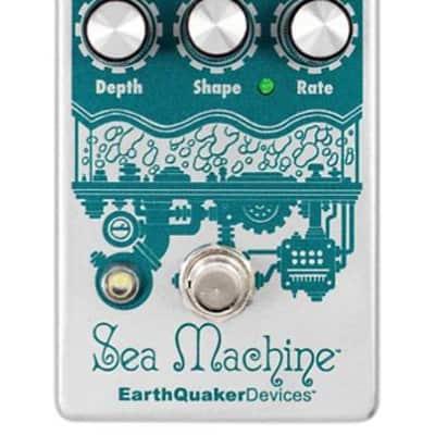 EarthQuaker Devices Sea Machine Super Chorus V2