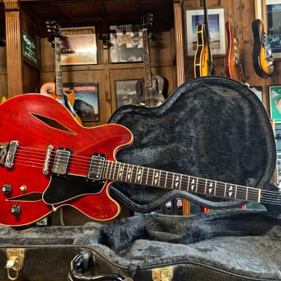 Gibson Trini Lopez Standard 1968 Cherry for sale