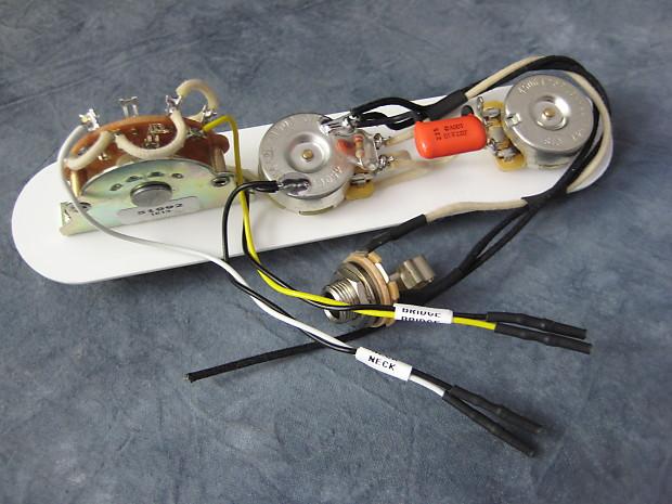 telecaster wiring harness american pro 3 way orange drop. Black Bedroom Furniture Sets. Home Design Ideas