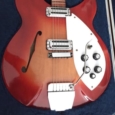 Rickenbacker Rose Morris 1997 1969 Fireglo for sale