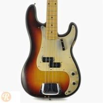 Fender Precision Bass 1958 Sunburst image