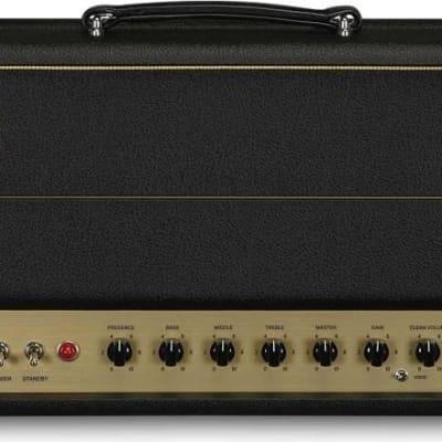 Friedman Brown Eye 100W 2-Channel Tube Guitar Amplifier Head