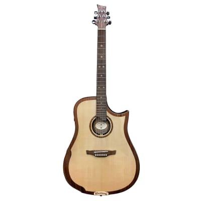 Riversong 2P G2 guitare folk électro-acoustique, Performer for sale