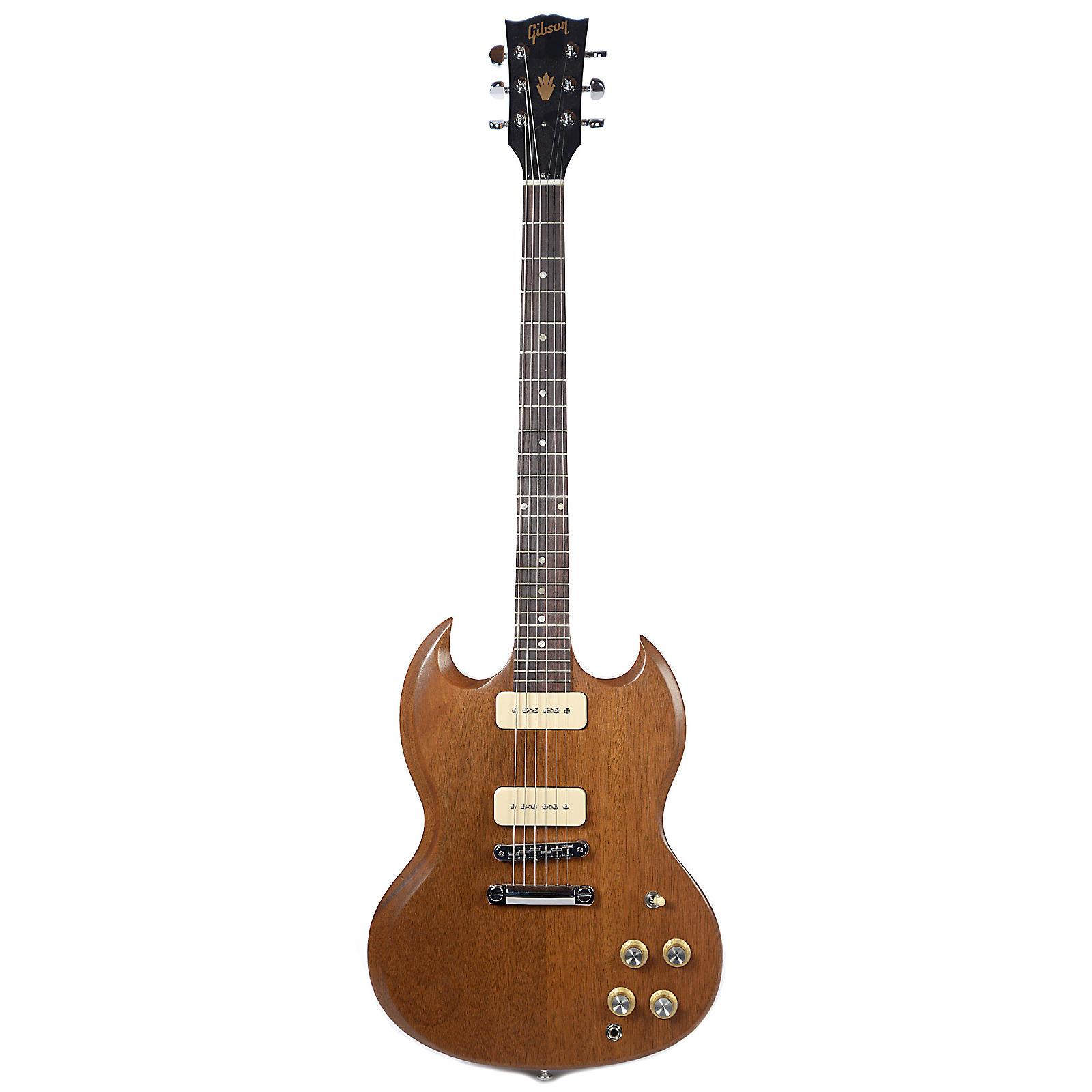 Gibson SG Limited Run Naked Natural vintage, Mahogany body