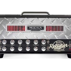Mesa Boogie Mini Rectifier 25  Black 2019