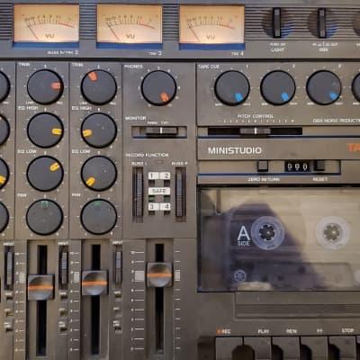 TASCAM Porta One Ministudio 4-Track Cassette Recorder