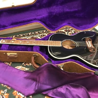 Gibson J-180 Everly Brothers Ebony 1995 for sale