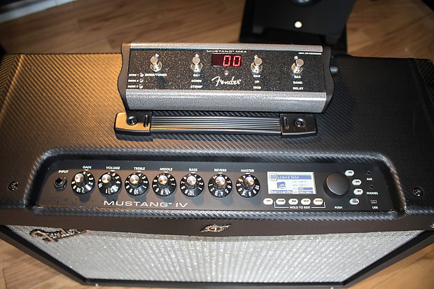FENDER MUSTANG IV AMPLIFIER DRIVERS FOR MAC