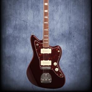 Fender Troy Van Leeuwen Jazzmaster Oxblood W/C for sale