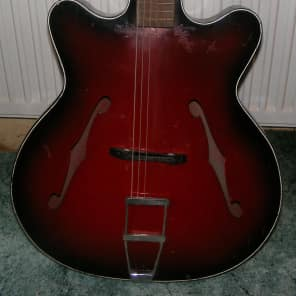 Rosetti Lucky Star 1960's 2 Color Sunburst for sale