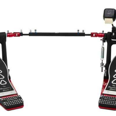 DW Hardware: DWCP5002AH4 - Accelerator Double Pedal (Single Chain) With Bag