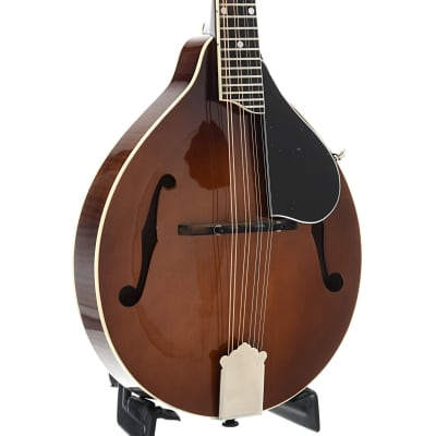 Kentucky KM-256 Mandolin, A-Model Transparent Brown for sale