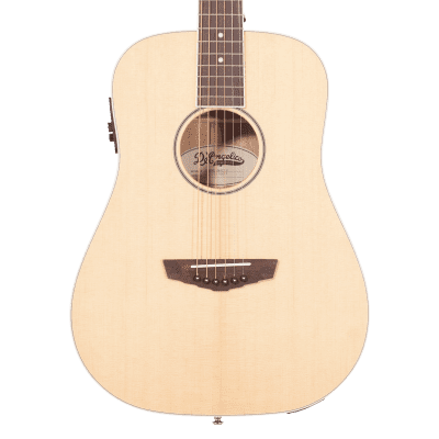 D'Angelico Premier Niagara  2018 Natural Spruce