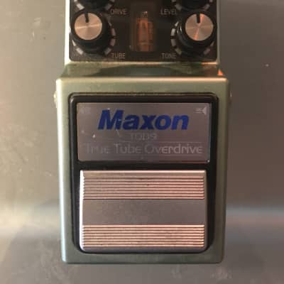 Maxon Maxon TOD-09 True Tube Overdrive Metallic Green for sale