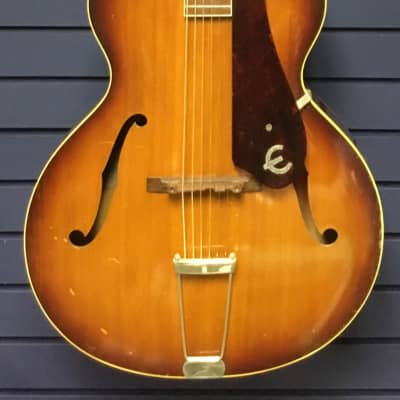 Historic and Rare 1958 Epiphone Zenith A622 for sale
