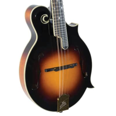 The Loar LM-700 Supreme Mandolin, F-Style, All Solid Hand Carved. New!