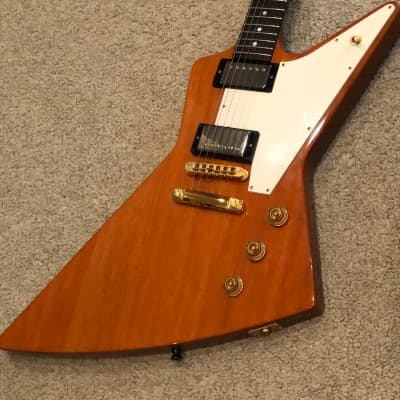 Gibson Explorer '76 Reissue 2007  Natural for sale