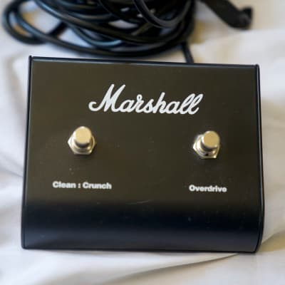 Marshall PEDL-90010 2-Button FX Amp Footswitch
