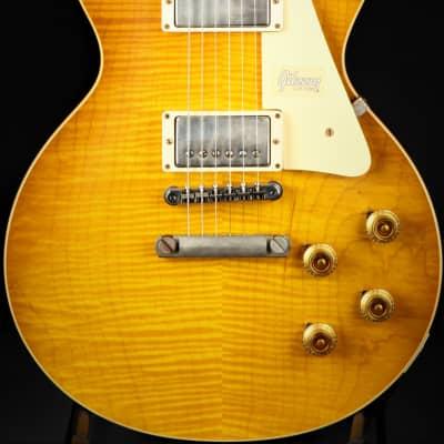 Gibson Custom Shop '58 Les Paul Standard VOS - Honey Lemon Fade 2018
