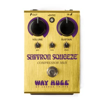 Way Huge WHE103 Saffron Squeeze Compressor MkII