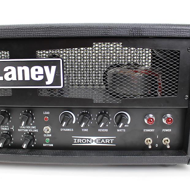 laney ironheart irt60h 60w tube amp head reverb. Black Bedroom Furniture Sets. Home Design Ideas