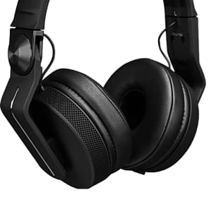 Pioneer HDJ-700-K Over-Ear DJ Headphones