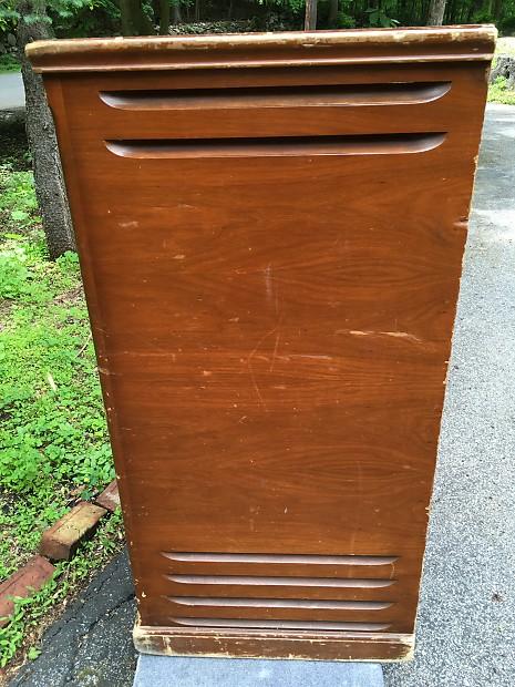 Leslie 147 Cabinet (EMPTY) For Rebuild