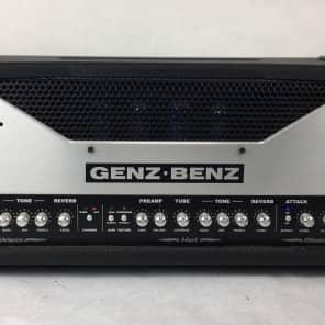 Genz Benz El Diablo 100 Electric Guitar Amplifier for sale
