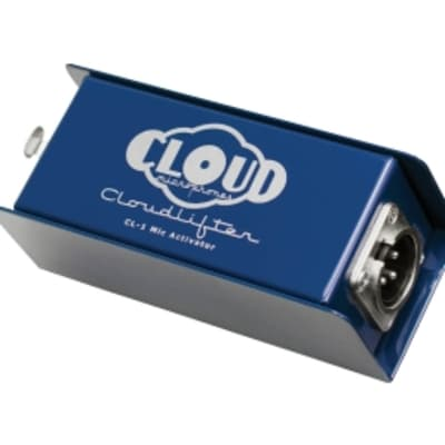 Cloud Microphones Cloudlifter CL-1 1-Channel Mic Activator, CL-1