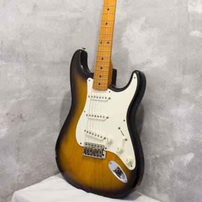 Fender 40th Anniversary American Vintage '54 Stratocaster Sunburst 1994 for sale