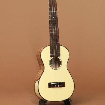 ASTURIAS Tiny Concert Pistachio Soprano Long Neck for sale
