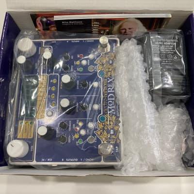Electro Harmonix MOD REX Polyrhythmic Modulator Effects Pedal for sale