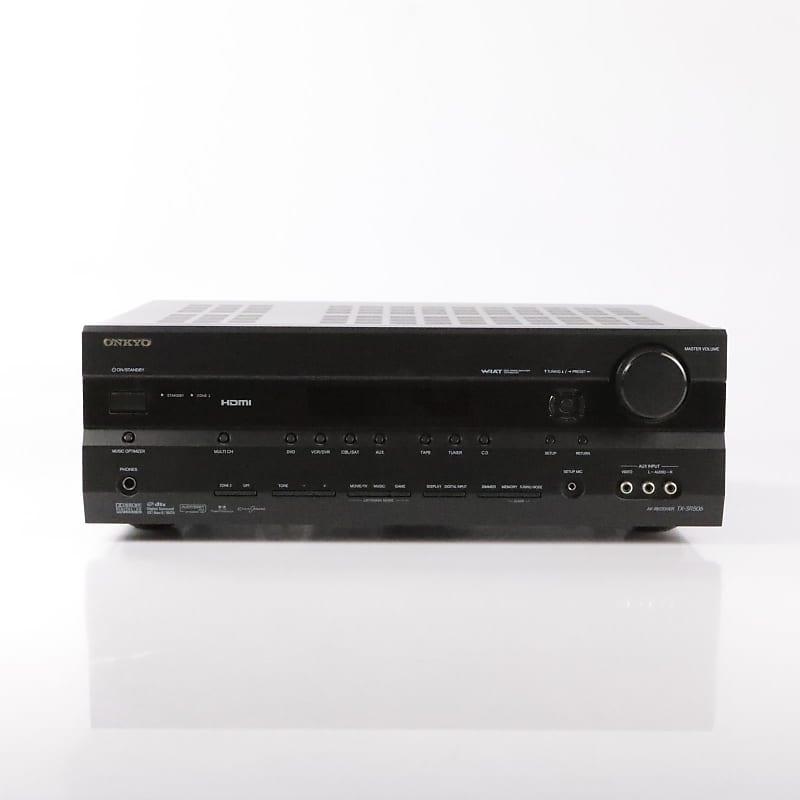 Onkyo TX-SR506 AV Receiver Home Theater Refurbished Unit TXSR506 #35691