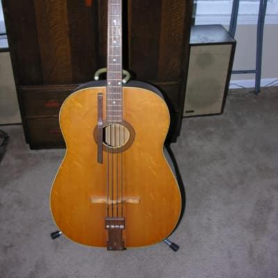 Maton Bindera Baby Bass 1969 circa Spruce for sale