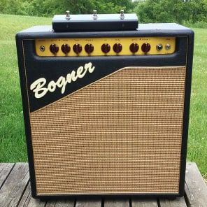 """Bogner Duende 6V6 2-Channel 15-Watt 2x10"""" Guitar Combo"""