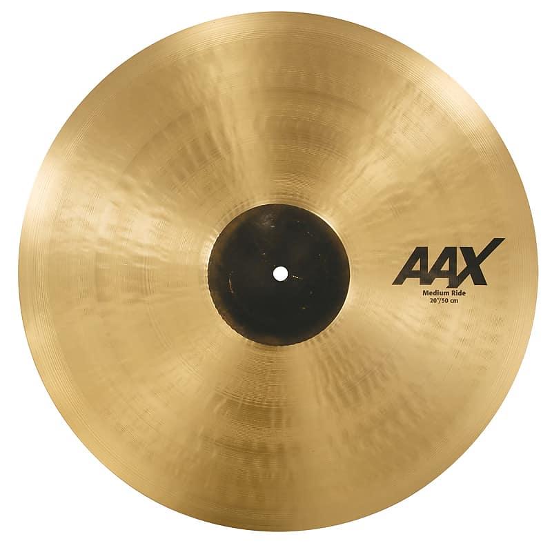 sabian 20 medium ride aax cymbal 22012xc reverb. Black Bedroom Furniture Sets. Home Design Ideas