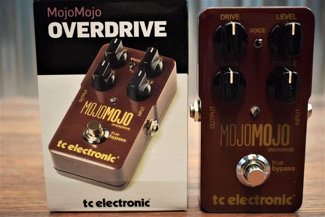 tc electronic mojomojo overdrive guitar effect pedal reverb. Black Bedroom Furniture Sets. Home Design Ideas