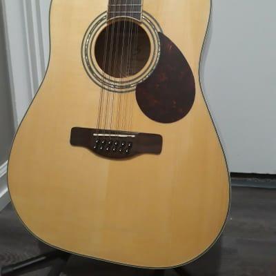 Samick Greg Bennett Design  12 String Acoustic  Spruce