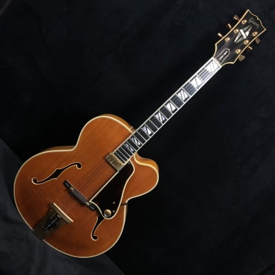 1976 Gibson Vintage Johnny Smith Archtop Electric Guitar Blonde for sale