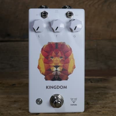 Foxpedal Kingdom Transparent Overdrive V2
