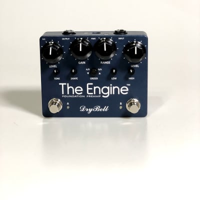 Drybell  The Engine Preamp Pedal for sale