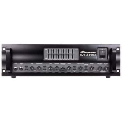 Ampeg SVT-4 PRO 1200-Watt Bass Amp Head