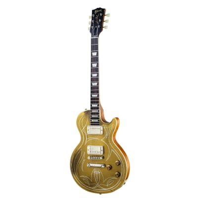 "Gibson Custom Shop Billy Gibbons ""Pinstripe"" '57 Les Paul (Aged) 2013"