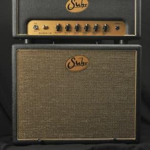 Suhr Badger 30 Black Guitar Amp & Cab