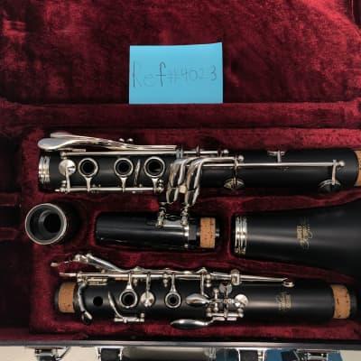 Jupiter CC-60 Clarinets (REF# 4023)