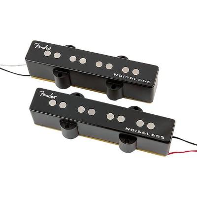 Fender 099-2262-000 Gen 4 Noiseless Jazz Bass Pickup Set