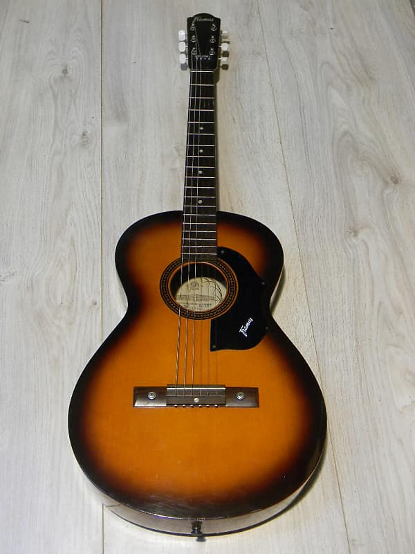 nice vintage FRAMUS 00301 parlor Blues fingerstyle GUITAR Gitarre Germany 1973 image