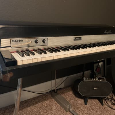 1979 Rhodes Mark I Stage 73 - Black